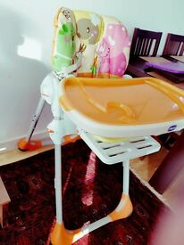 Very good condition baby high chair