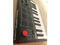 Mpk Akai midi controller Keyboard