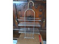 Shower rack-- in good condition!