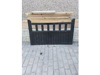 Wooden Garden Gate £150
