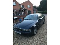 Bmw 530i x reg spares or repair as just out of mot excellent runner