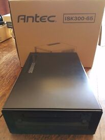 PC Case - Antec ISK300-65 - Mini ITX case with Power Supply.