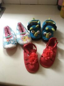 Girls shoes size 7 cheap need gone