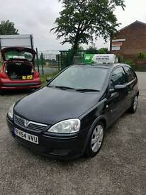 Vauxhall corsa 1.2 immaculate inside out 3 months warranty