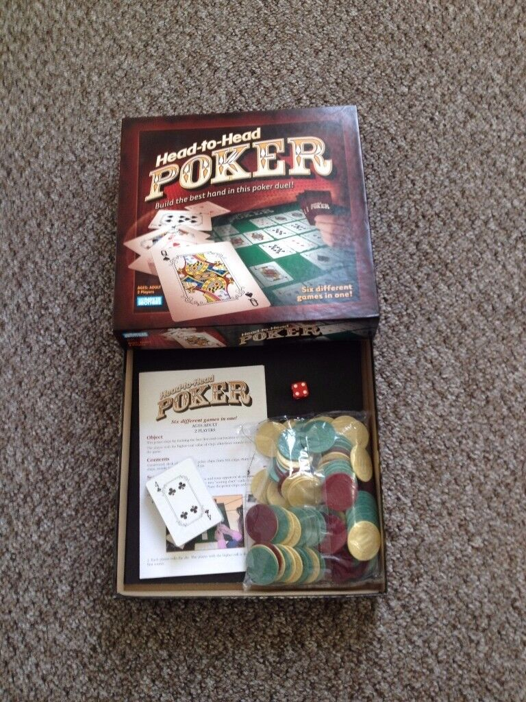 Parker Brothers Head-to-Head Poker