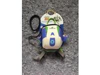 Buzz Lightyear Backpack with Reins