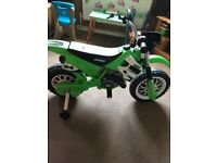 Kids Scrambler Electric Bike