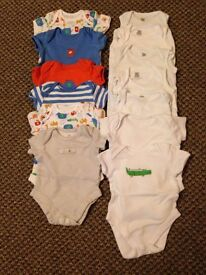 Baby Clothes 0-1 Month Lot 11