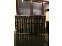 box set of colin dexter books in good condition