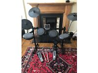 Alesis dm6 electronic drum kit and midi controller