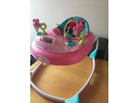Baby girls Disney mouse walker