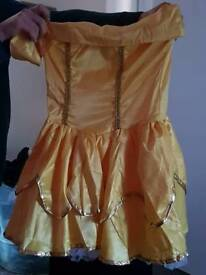 Beauty and the Beast Halloween costume Belle