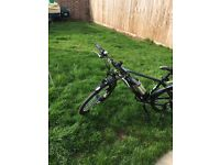 ***ELECTRIC MOUNTAIN BIKE ***. Green edge CS2 electric mountain bike