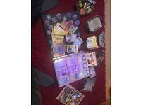 Massive Pokémon cards selection.