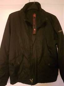 black sessions jacket (small)