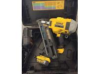 DeWalt Nail Gun Brushless