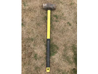 Long handled 4lb lump hammer (Collect only SK6 High Lane, Stockport)