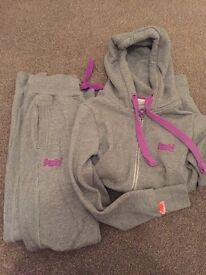 Superdry tracksuit