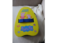 Peppa Pig Zoggs back float
