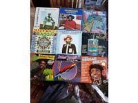 54 x Reggae / Dub / Dancehall Vinyl LPs