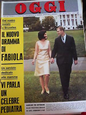 OGGI 29 1966 Luci Johnson Pat Nugent Jean Paul Belmondo, usado comprar usado  Enviando para Brazil
