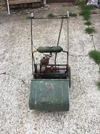 Vintage atco lawnmower