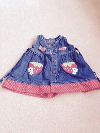 Baby dress £2.50