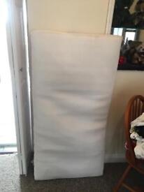 Free cot mattress