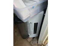epson 4900 printer damaged with lots of empty ink cartidges..repair or parts