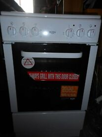 Bush Freestanding Electric cooker