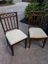 Laura Ashley chairs