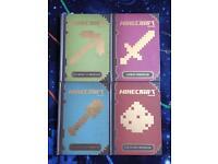 Minecraft handbook collection