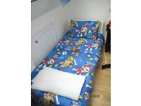 Child Ikea bed