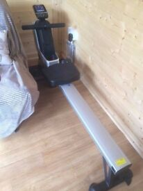 ROGER BLACK PROGRAMMABLE 3.5 KG ROWING MACHINE