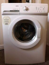 In Bideford A Nr New Immaculate Zanussi ZWG1121P 6kg 1200 spin Energy A+ Rated Washing Machine