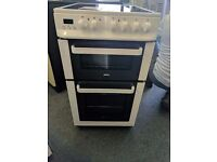 Zanussi Electric Cooker (50cm) (6 Month Warranty)