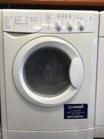 Indesit 6+4 kg Washing dryer