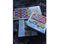 Beat the parents board games