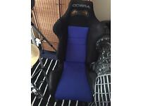 Cobra racing seat gaming chair