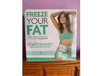 SLIM FREEZER FREEZE YOUR FAT NEW IN BOX £150