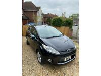 Low mileage Ford Fiesta