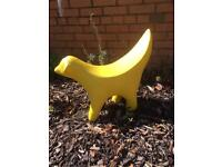 Stone garden home Lambanana 24 inches tall