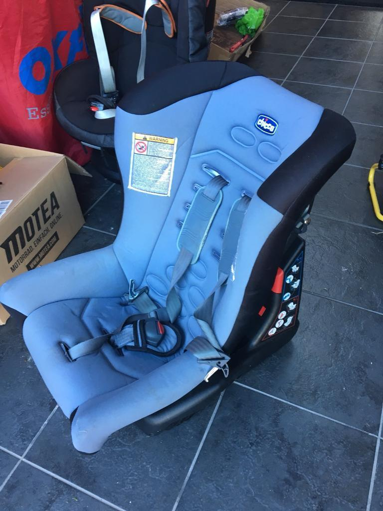 Baby car seat. Chicco