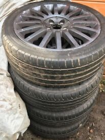 "Ford 18"" Rims - open to reasonable offers"