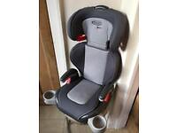 GRACO child car seat / booster