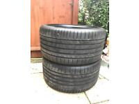 315/35 r20 continental runflat tyres