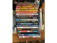 Bundle DVDs an loads more/Xbox 360/1 games
