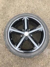 "Genuine Audi 18"" wheels 5x112"