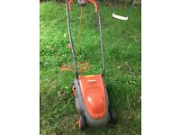 Flymo venturer 320 electric mower, long cable