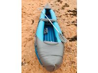 Crivit 2 Person Inflatable Kayak